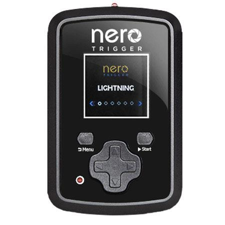 Nero Trigger Body with MT-S Cable for Sony Cameras, Black