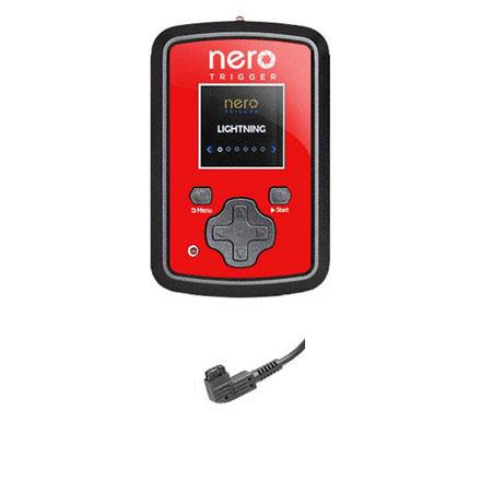 Nero Trigger Body with MT-S Cable for Sony Cameras, Red