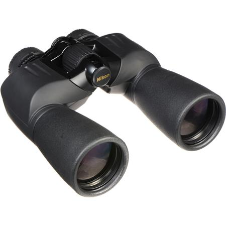 Nikon 10 x 50 Action EX Extreme, Water Proof Porro Prism Binocular with 6.5 Degree Angle of View, U.S.A. image