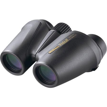 Nikon 12x25 Prostaff ATB, Water Proof Roof Prism Binocular Binocular with 4.2 Degree Angle of View, U.S.A.