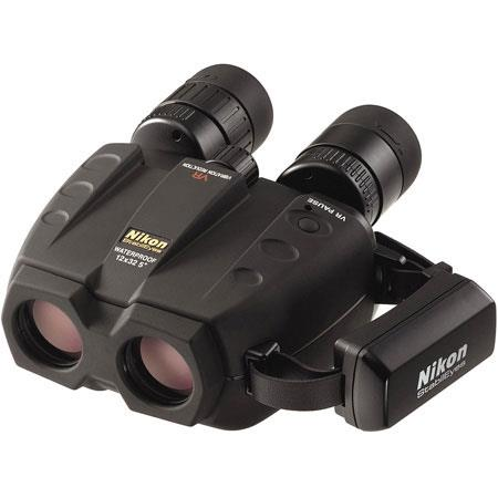 Nikon 12x32 StabilEyes VR, Water Proof Roof Prism Binocular with 5.0 Degree Angle of View, U.S.A.