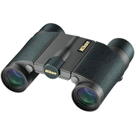Nikon 8 x 20 Premier LX, Compact Water Proof Roof Prism Binocular with 6.8 Degree Angle of View, U.S.A. image