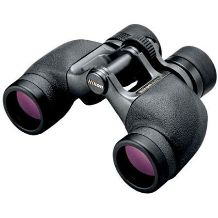 Nikon 8 x 32 Superior E, Weather Resistant Porro Prism Binocular with 7.5 Degree Angle of View, U.S.A. image