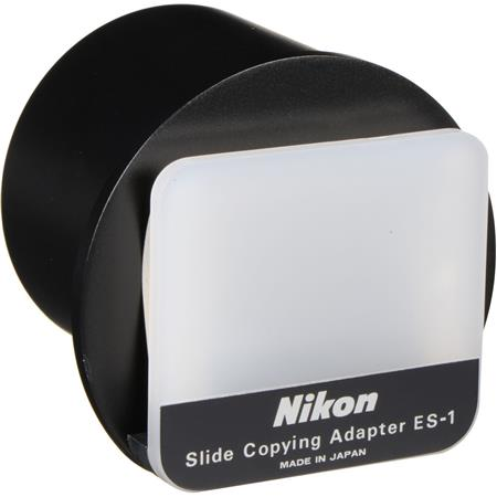 Nikon ES-1 52mm Slide Copy Adapter image