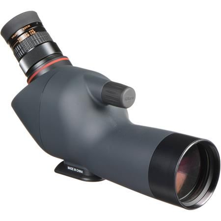 Nikon Fieldscope 50 mm ED Spotting Scope, Angled Body with 13 - 30x Zoom Eyepiece image