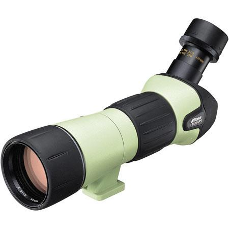 Nikon Fieldscope III 60mm ED Waterproof Spotting Scope - Angle (requires eyepiece) image