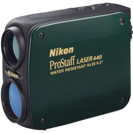 Nikon ProStaff Laser 440 Laser Rangefinder with 440 Yard Range. image