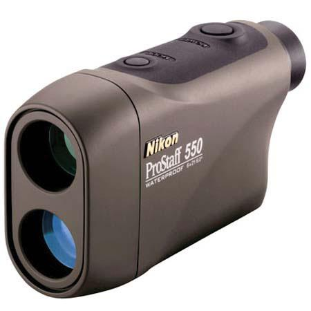 Nikon ProStaff Laser 550 LaserCaddy Rangefinder with 550 Yard Range image