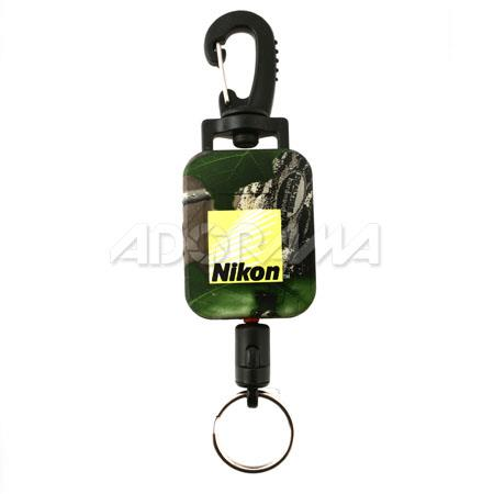 Nikon Retractable Rangefinder Tether - Camouflage image