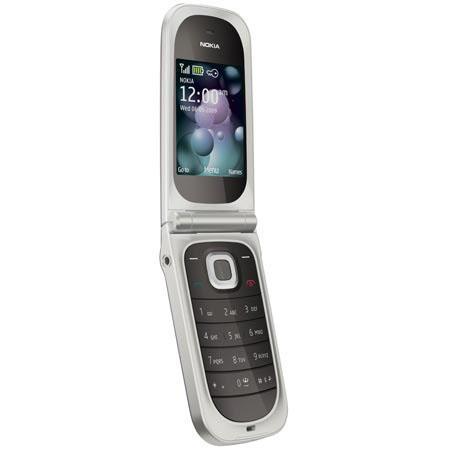 Nokia 7020 Unlocked Cellular Phone with Quad-band GSM Technology & 2 Megapixel Camera image