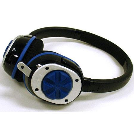 Nox Audio Specialist Blue Headset - Compatible with PC's, iPods, iPhones - XBOX 360 and PS3 Compatible with NOX Negotiator