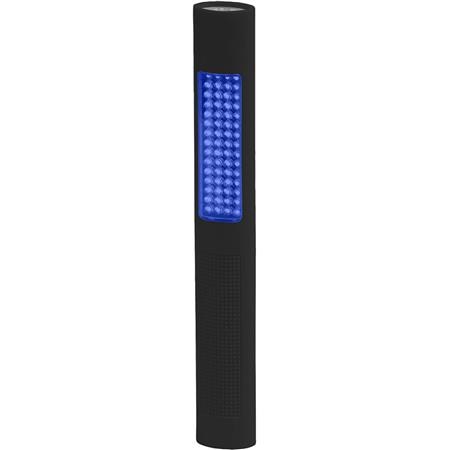 Bayco NIGHTSTICK LED Safety Light and Flashing Blue Floodlight, 150 Lumens CREE LED, 120 Lumens Colored LED Safety Light