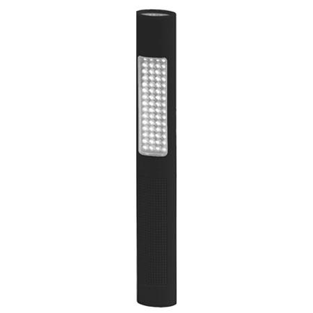 Bayco NIGHTSTICK LED Safety Light and Flashing White Floodlight, 150 Lumens CREE LED, 120 Lumens Colored LED Safety Light