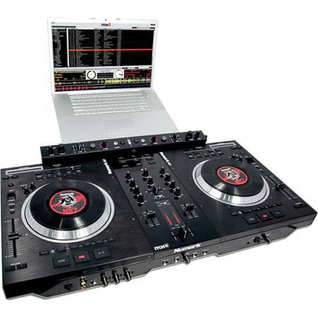 Numark NS7FX Motorized DJ Software Controller for Serato ITCH Software