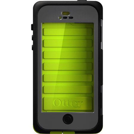 OtterBox Armor Series Case for Apple iPhone 5, Neon