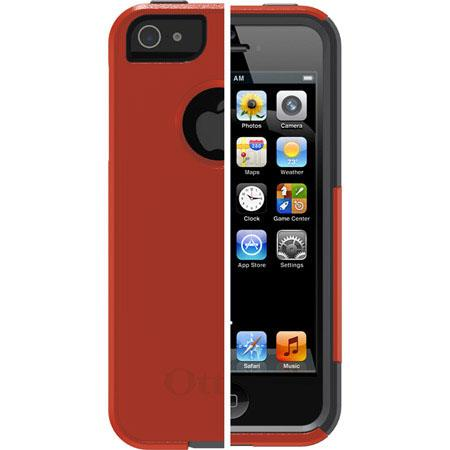 OtterBox Commuter Case for iPhone 5, Bolt