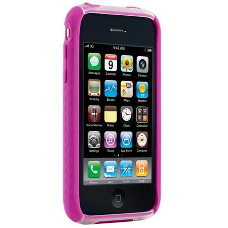 OtterBox Commuter TL Series Case for iPhone 3G/3GS, Pink image