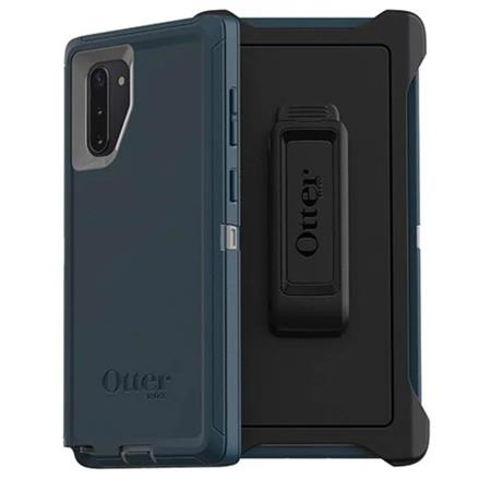 OtterBox Defender Series Case for Samsung Galaxy Note10, Gone Fishin Blue