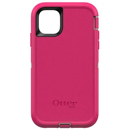 OtterBox Defender Screenless Edition Case for iPhone 11, Lovebug Pink