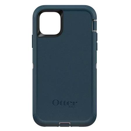 OtterBox Defender Screenless Edition Case for iPhone 11 Pro Max, Gone Fishin Blue