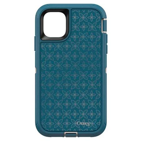 OtterBox Defender Screenless Edition Case for iPhone 11, Petal Pusher