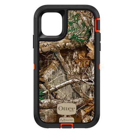 OtterBox Defender Screenless Edition Case for iPhone 11, Realtree Edge Camo