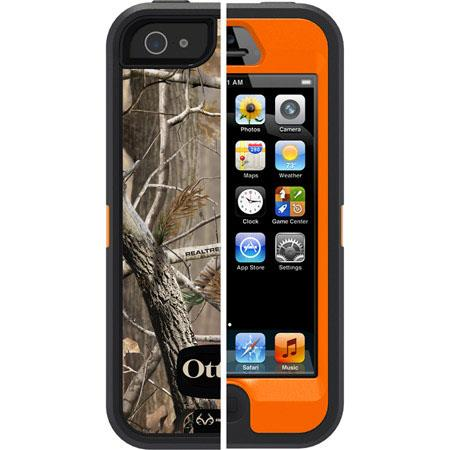 OtterBox Defender Case for iPhone 5, AP Blazed