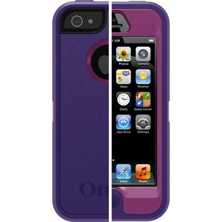OtterBox Defender Case for iPhone 5, Boom