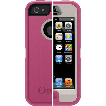 OtterBox Defender Case for iPhone 5, Blush