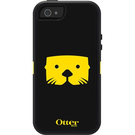 OtterBox Defender Friends Collection Case for iPhone 5, Monogold
