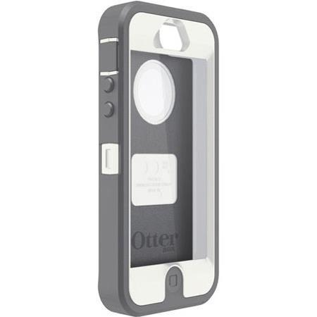 OtterBox Defender Case for iPhone 5, Glacier