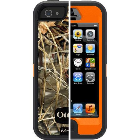 OtterBox Defender Case for iPhone 5, Max 4HF Blazed