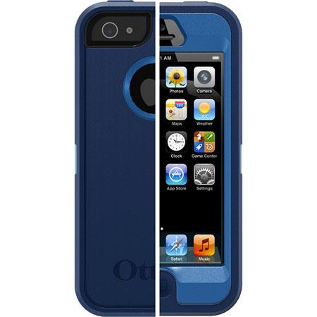 OtterBox Defender Case for iPhone 5, Night Sky
