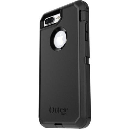 OtterBox Defender Series Pro Pack Case for iPhone 7, Black