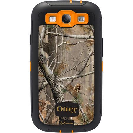 OtterBox Defender Case for Samsung Galaxy S III, AP Blaze