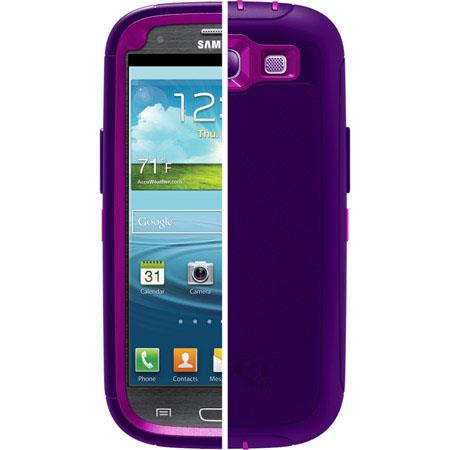 OtterBox Defender Case for Samsung Galaxy S III, Boom