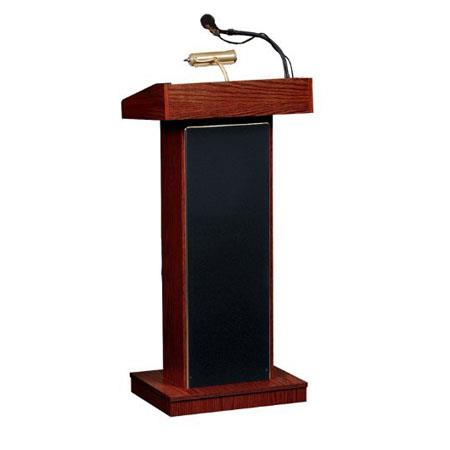 """Oklahoma Sound 46"""" High Built in Orator Sound Lectern"""