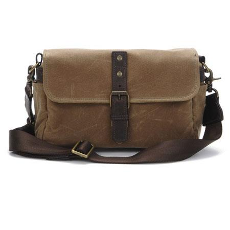 ONA The Bowery Camera Bag and Insert, Handcrafted with premi
