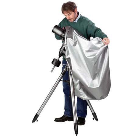 Orion Scope Cloak for Small Reflector & Refractor Telescopes