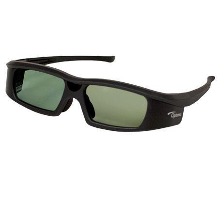 Optoma BG-ZF2100GLS Active Shutter 3D-RF Glasses