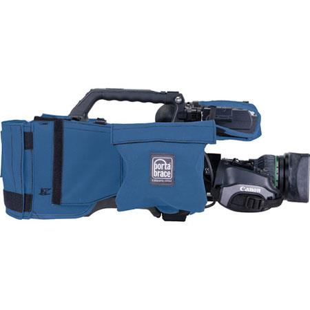 Porta Brace Camera Body Armor for Panasonic HPX600 HD Camcorder, Blue
