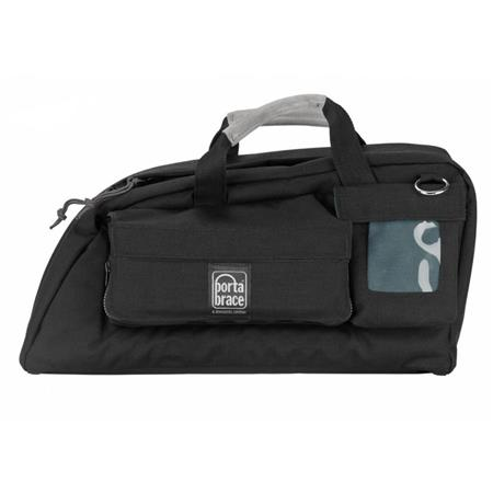 Porta Brace Traveler Camera Case CTC-Mini, Compact Mini-DV Video Camcorder Gadget Bag - Black