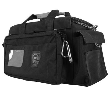 Porta Brace PC-111 Medium Size Production Case, Video Camcorder Accessory Organizer, Black