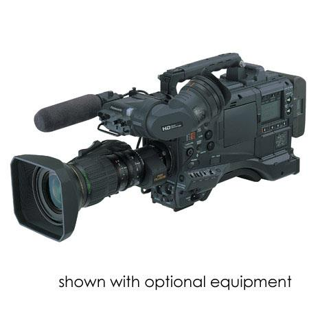 "Panasonic AJ-HPX3700 2/3"" 3-CCD 1080 P2 HD VariCam Camcorder with 4:4:4 Capability, 3.5"" LCD Monitor, USB 2.0"
