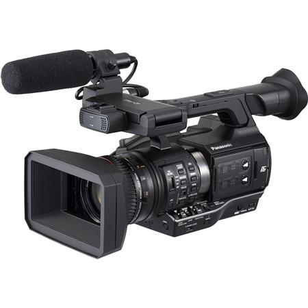 Panasonic AJ-PX270PJ Handheld P2 HD Camcorder with AVC-ULTRA Recording, 2.2MP, 22x Optical Zoom, 3.5