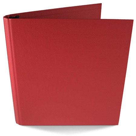paolo cardelli imperia blando collection 1quot d ring binder With letter size landscape binder