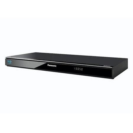 Panasonic DMP-BDT220 Smart Network 3D Blu-Ray Disc Player with Full HD 1080p, Built-in Wi-Fi