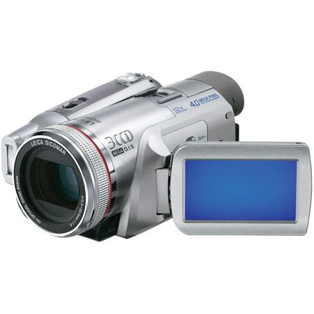 "Panasonic NV-GS500 "" PAL "" 3CCD Mini DV Camcorder, 4 Megapixel Still Picture Recording, 2.7"" Wide (16:9) LCD, Leica Dicomar Lens, 12x Optical, 700x Digital Zoom, O.I. Stabilization, USB 2.0 image"