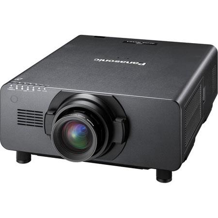 Panasonic PT-DZ21K-U 3-Chip DLP Projector, 20000 Lumens,1920x1200 Resolution, 3D Ready, No Lens