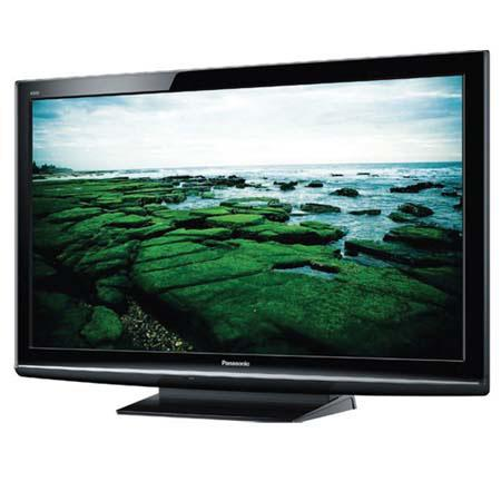 """Panasonic TC-P42X1 42"""" Widescreen VIERA Plasma HDTV with 720p Resolution, Built-In Co-ax Tuner, SD Memory Card Slot, 3 HDMI Inputs image"""